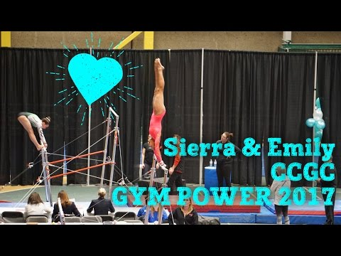 Sierra & Emily | Capital City Gymnastics Club | Gym Power 2017 | JO 6&7