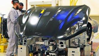 Aston Martin Factory – Luxury Car Manufacturing
