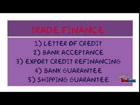 forex, derivative market and trade finance.