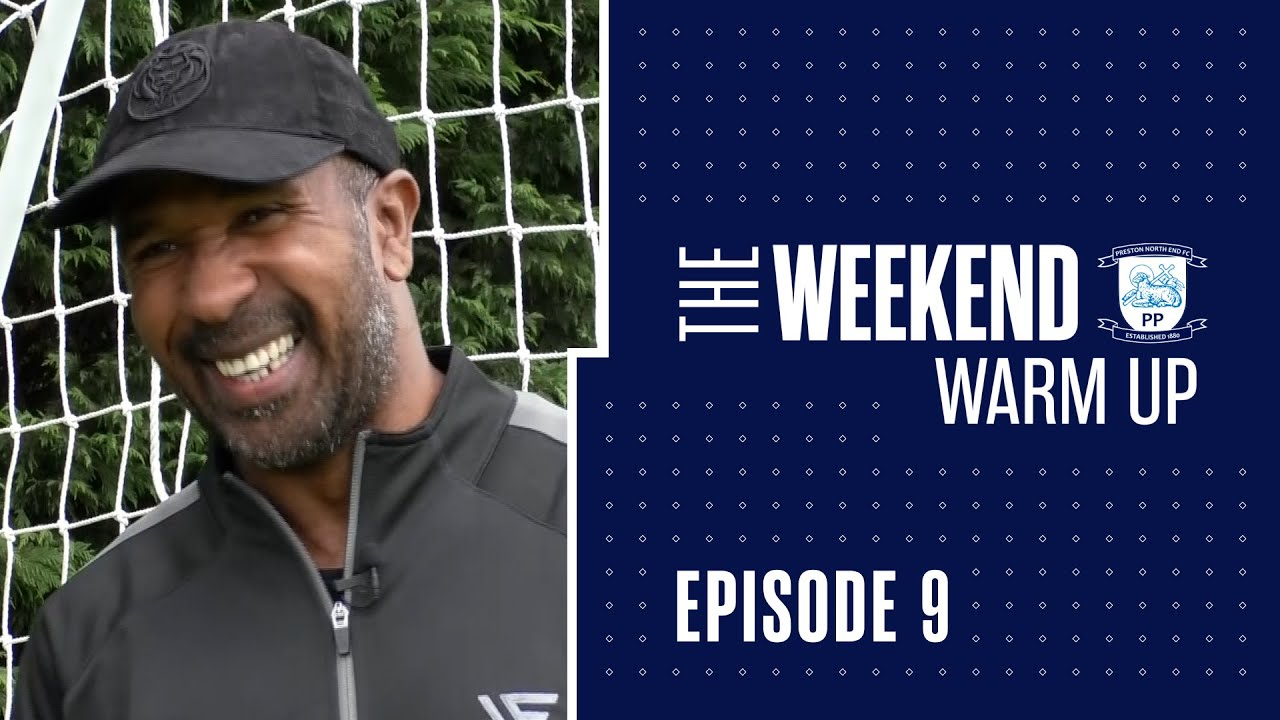 Download The Weekend Warm Up: Episode Nine