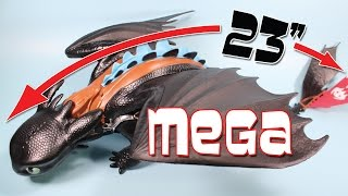 How to Train Your Dragon 2 Mega Toothless Alpha Edition Review