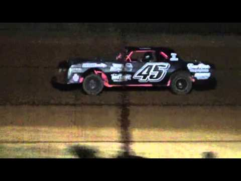 Sabine motor Speedway Factory Stock heat race 4 3/19/16