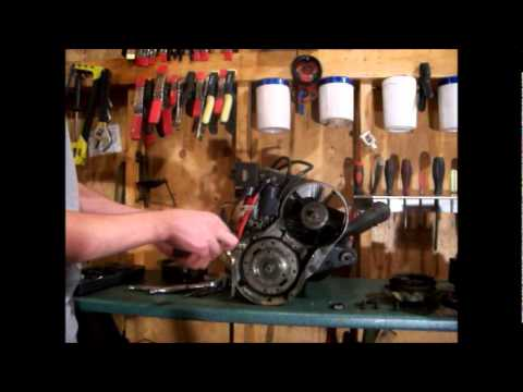 cat starter wiring diagram how to remove a flywheel youtube  how to remove a flywheel youtube