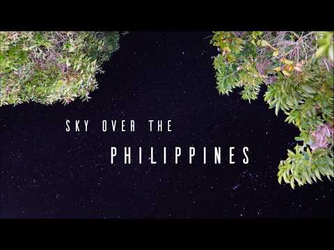 Sky over the Philippines ▶ Timelapse 4K Tablas Island Romblon