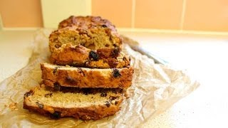 Cinnamon & Raisin Bread Recipe