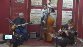 �������� ���� trio GuitarLady - in a sentimental mood ������