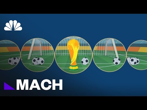Can An Algorithm Make Sense Of A Wild World Cup? | Mach | NBC News