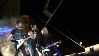 2010年7月31日 アダム・ランバートのラスベガスにおけるGNTライブより「...