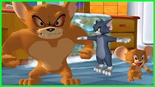видео Игры Том и Джерри