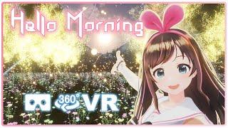 Download Mp3 【vr 8k 360°】kizuna Ai - Hello, Morning ~happy New Year Edition~【special Music Vi