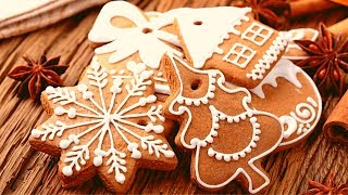 Белковая глазурь рецепт. Простые идеи украшения новогоднего имбирного печенья