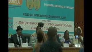 Quarantenaire du Cerdotola - CIC - Mercredi 11 octobre 2017 - Après midi suite