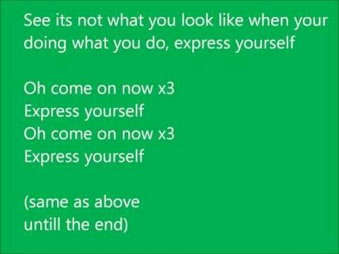 Labrinth - Express yourself (lyrics)