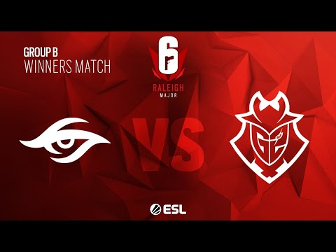 Team Secret vs G2 Esports vod