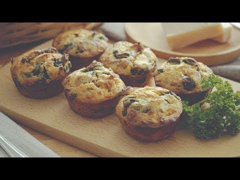 Savoury Breakfast Muffin