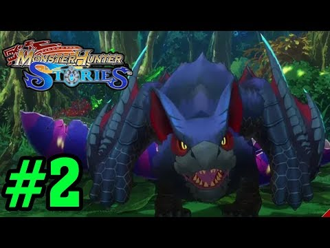 RỒNG BÓNG TỐI$$ KẺ HỦY DIỆT | Monster Hunter Stories [2] | Top Game Giống Pokemon Android, Ios thumbnail