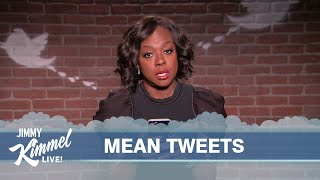 Mean Tweets – Jimmy Kimmel Edition