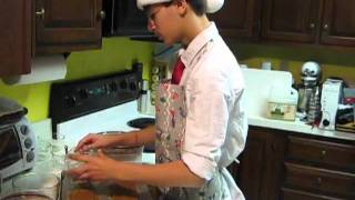 Cooking With Chef Milan - Gingerbread Biscotti