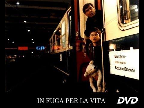IN FUGA PER LA VITA  Serie Tv, Fiction 1993  Gianni Morandi  Serie DVD