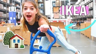 IKEA and Target room decor shopping! Summer room EP 2