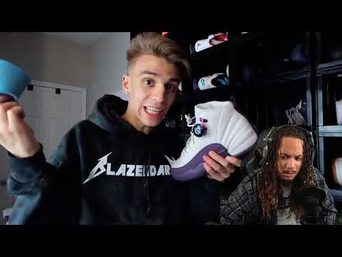 "THE BEST ""YOUTUBER"" SNEAKER COLLECTION ? BLAZENDARY ENTIRE SNEAKER COLLECTION ($100k+ RARE Pairs)"
