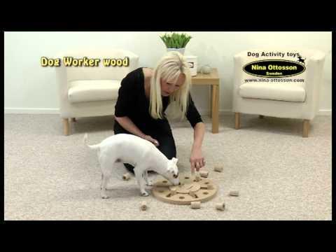 DogWorker, Nina Ottosson