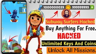 Subway surfers hack | How to hack subway surfers | Subway surfers hack kaise karen 2020 screenshot 2