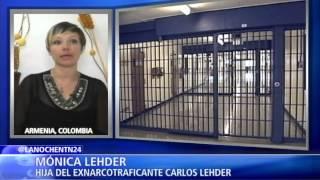 Carlos Lehder pide, con una carta a Santos, repatriación para