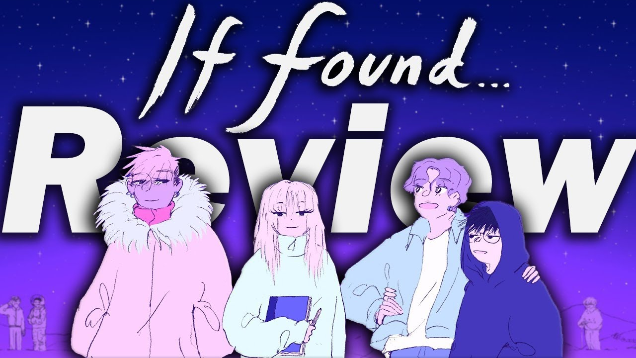 If Found Review   Nintendo Switch, PC (Video Game Video Review)