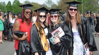 2015 UMass Amherst University Without Walls Graduation Highlights
