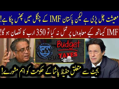 Hafeez Pasha gave important advices to PTI Govt regarding Budget 2021-22 | 31 May 2021 | 92NewsHD thumbnail