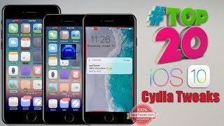 TOP 20 Brand New Tweaks For iOS 9/iOS 10.2 Jailbreak - Part 5