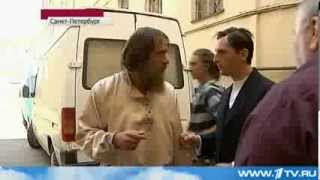 В Петербурге снимают фильм о Распутине