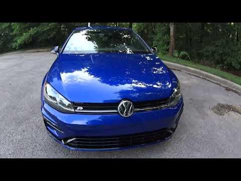 My 2018 VW MK 7.5 Golf R Review