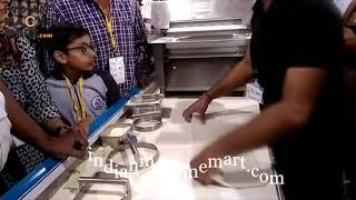 Chapati Making Machine (Rollomatic Machine) - Indian Machine Mart