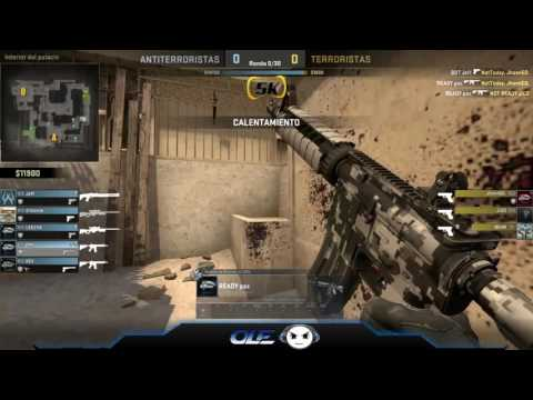 Match de SummerCup: All or Nothing CS GO Team vs Not Today