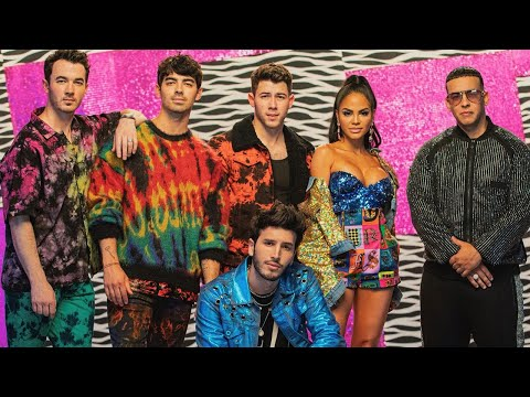 Sebastian Yatra Takes Fans Behind The Scenes Of 'Runaway' Featuring The Jonas Brothers