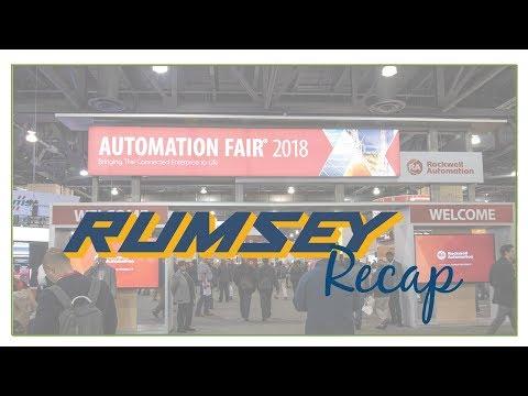 Rumsey Automation Fair 2018 Recap