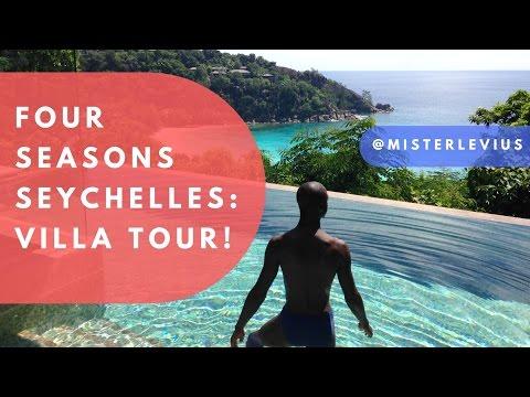 Seychelles: Four Seasons Seychelles Villa Tour