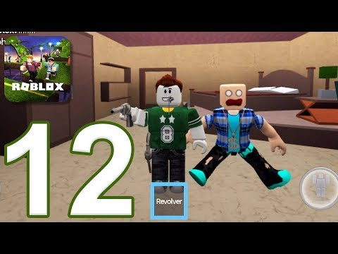 ROBLOX - Gameplay Walkthrough Part 12 - Murder Mystery 2 (iOS, Android)