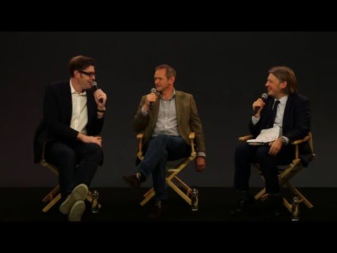 Alexander Armstrong and Richard Osman Interview with Richard