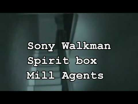 Mill Agent's House Spirit box sessions
