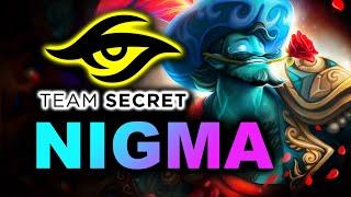 NIGMA vs SECRET - WHAT A GAME - ESL ONE GERMANY 2020 DOTA 2