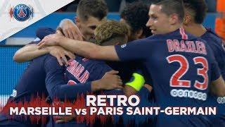 RETRO : OLYMPIQUE DE MARSEILLE 0-2 PARIS SAINT-GERMAIN
