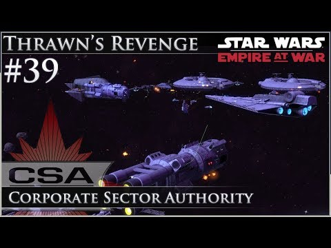 Finale - Calamity Over Coruscant [Ep 47] Thrawn's Revenge 2.3 Preview - Star Wars: Empire at War Mod from YouTube · Duration:  1 hour 15 minutes 35 seconds
