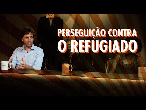 Como a população trata os Refugiados? – QuatroV – Ep. 13