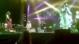 Etnosur 2008 Trilok Gurtu, Jan Garbarek y amigos
