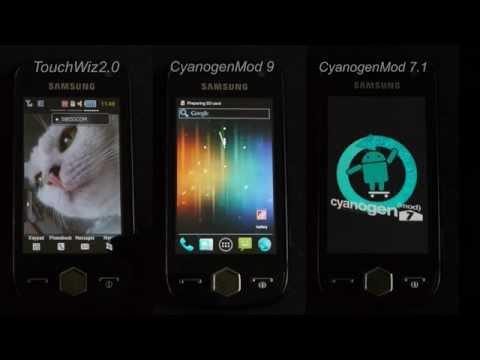 Samsung S8000 Jét - JétDroid ROMs (Android):