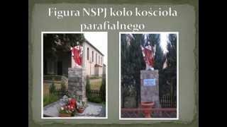Przydrożne krzyże i kapliczki parafii Jabłonna