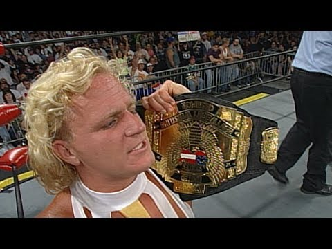 Jeff Jarrett vs. Dean Malenko - United States Championship Match: WCW Monday Nitro, June 9, 1997